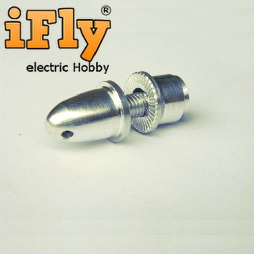 Adaptador De Hélice 3,17mm  - iFly Electric Hobby