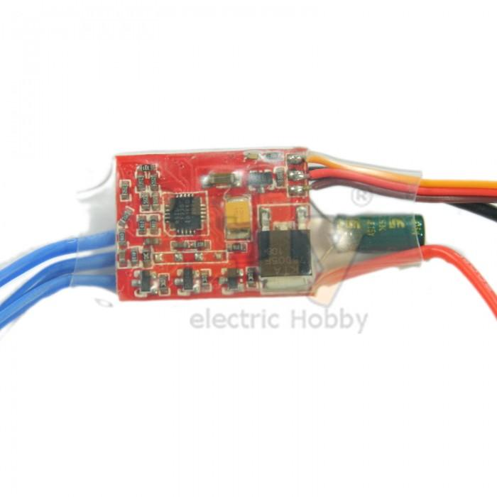ESC EMAX 12A BEC 5V 1A / 8g  - iFly Electric Hobby
