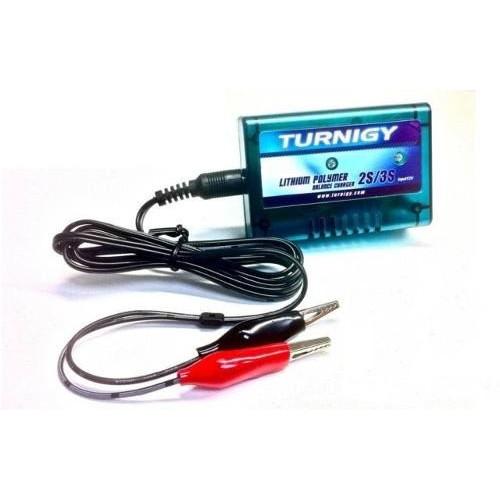 Carregador e Balanceador 2 a 3S Turnigy  - iFly Electric Hobby