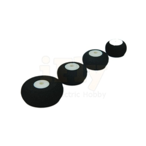 Roda 25x10x2.5mm Para Bequilha Traseira  - iFly Electric Hobby