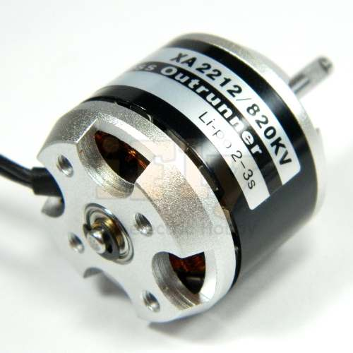 Motor Brushless EMAX XA2212 820 KV  - iFly Electric Hobby