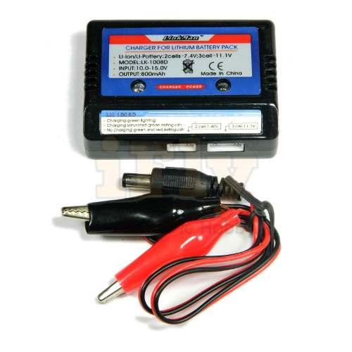 Carregador e Balanceador 2 a 3S para Bateria Lipo  - iFly Electric Hobby