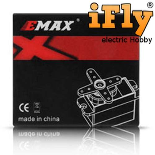 Servo EMAX ES08D - Servo Digital 8,6g  - iFly Electric Hobby