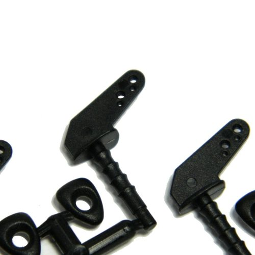 Zip Horn 21x11 - 2 Furos - (4 Unidades)  - iFly Electric Hobby