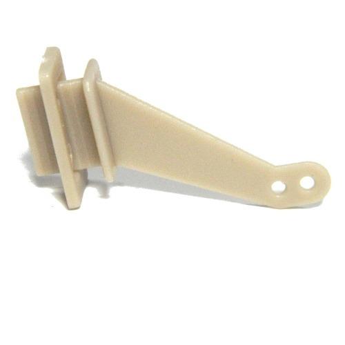 Zip Horn 22X9X10mm - 2 Furos - Com Trava (4 Unidades)  - iFly Electric Hobby