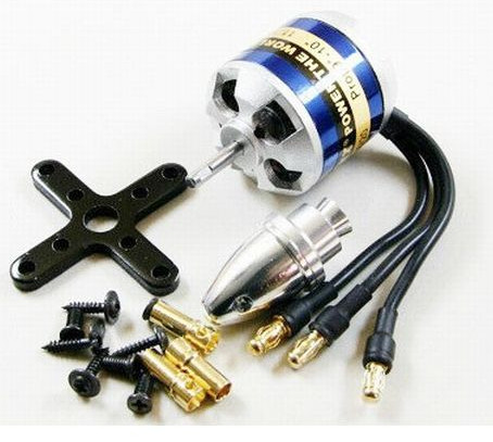Motor Brushless EMAX BL2220/07 - 1200 Kv  - iFly Electric Hobby