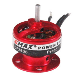 Motor Brushless EMAX CF2805 - 2840 kva  - iFly Electric Hobby