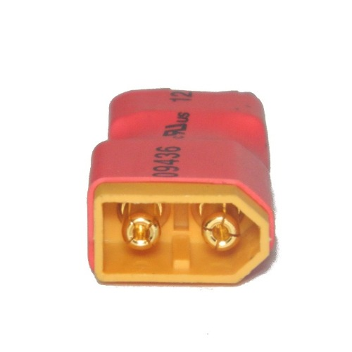 Plug Conversor Xt60 Macho Para Deans Fêmea  - iFly Electric Hobby