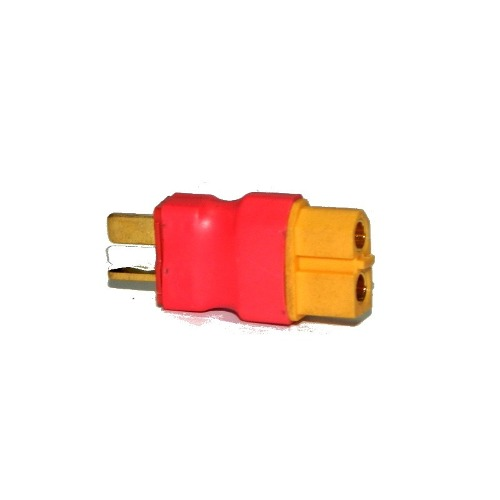 Plug Conversor Deans Macho para XT60 Fêmea  - iFly Electric Hobby