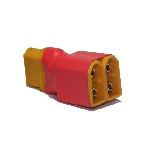 Plug Conversor XT60 Duas Baterias em Paralelo  - iFly Electric Hobby