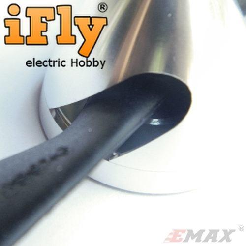 Spinner de Alta Precisão EMAX 40x37mm - Eixo 4mm  - iFly Electric Hobby