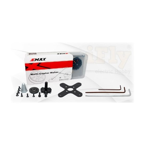 Motor Brushless EMAX MT3510 600 KV Para Multi-rotores CW  - iFly Electric Hobby