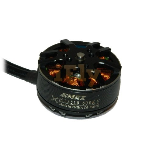 Motor Brushless EMAX MT3510 600 KV Para Multi-rotores CCW  - iFly Electric Hobby