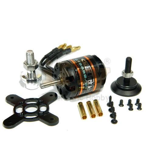 Motor Brushless Emax GT2820/07 850kv 2.3kg de Empuxo  - iFly Electric Hobby