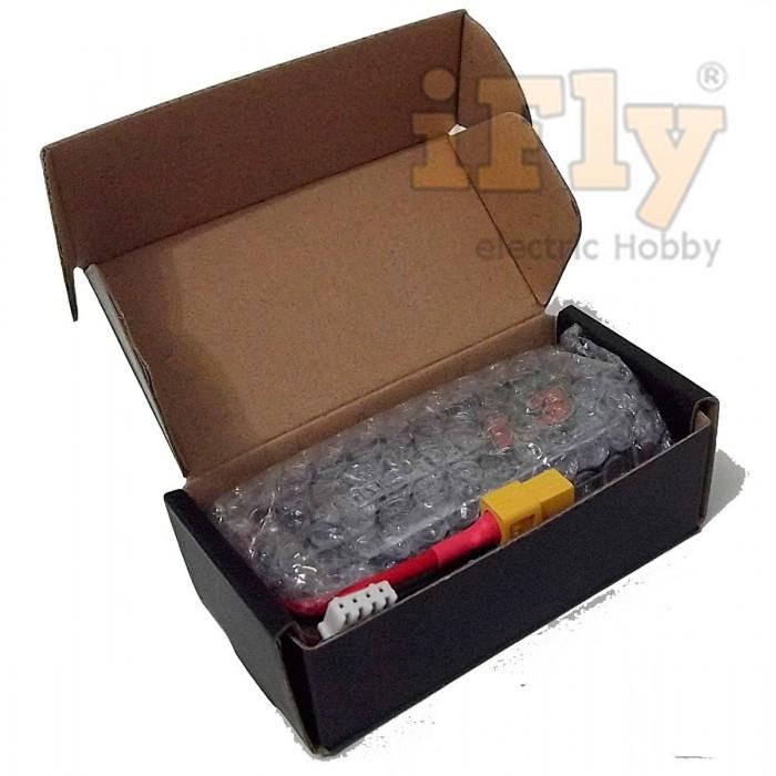 Bateria Lipo Turnigy Nano-Tech 1300mah 3s  - iFly Electric Hobby
