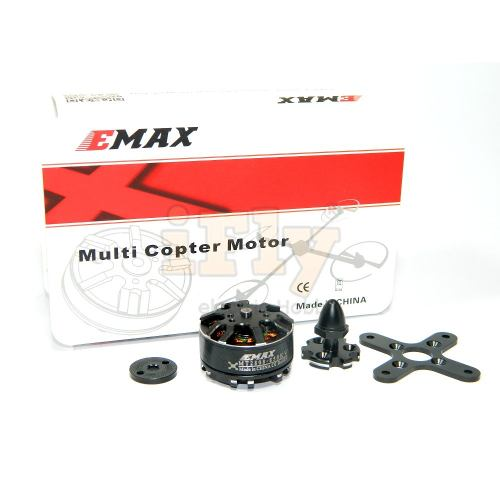 Motor Brushless EMAX MT2808 850 Kv Para Multi-rotores CCW  - iFly Electric Hobby