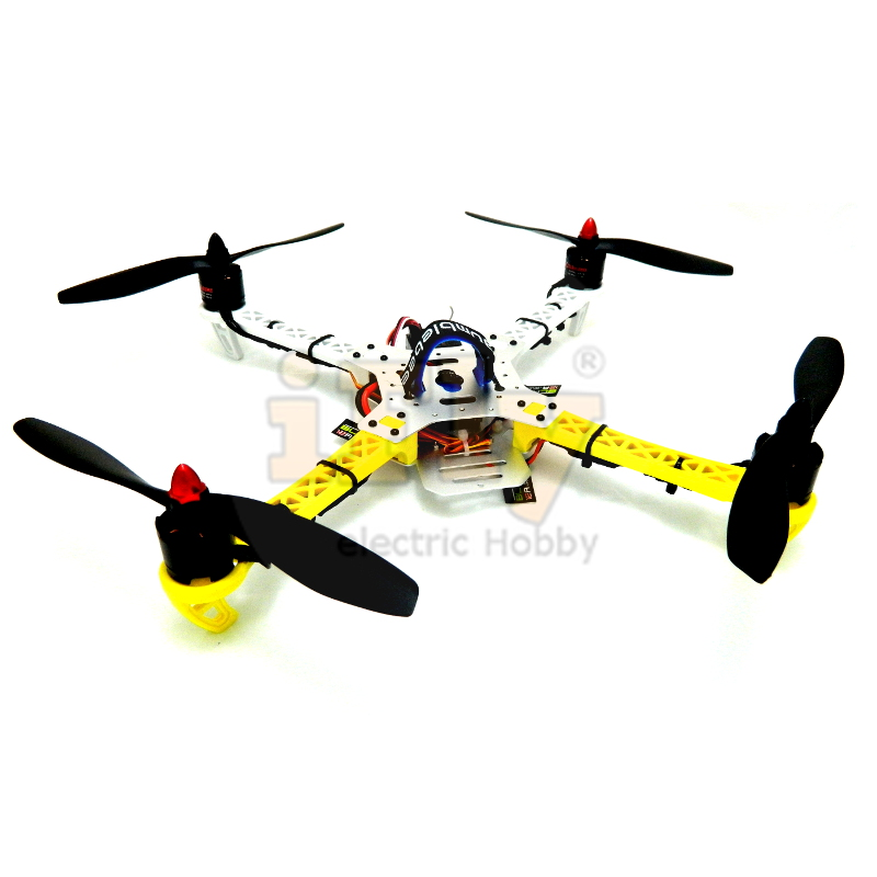 Drone IFly ST360 EMAX com Controladora QQ Super Thunder - Kit  - iFly Electric Hobby