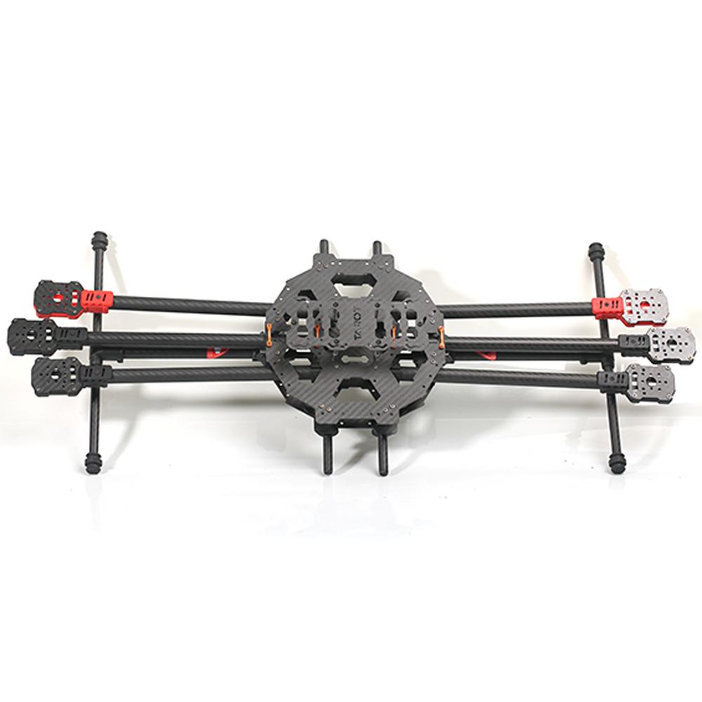 Frame Tarot FY680 Pro Dobrável para Hexacóptero  - iFly Electric Hobby