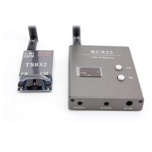 Fpv Boscam 5.8ghz 600mw 32 Canais, Transmissor e Receptor  - iFly Electric Hobby