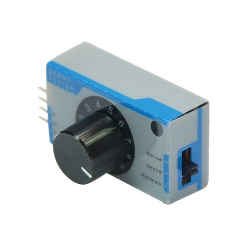 Verificador de Servos 3 Canais de Alta Precisão  - iFly Electric Hobby