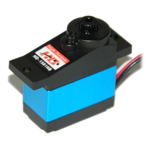 Servo Power HD 1581HB Digital 2.6kg de Torque 12g  - iFly Electric Hobby