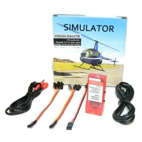 Simulador de Voo sem Fio 16 em 1 Para Aeromodelos  - iFly Electric Hobby