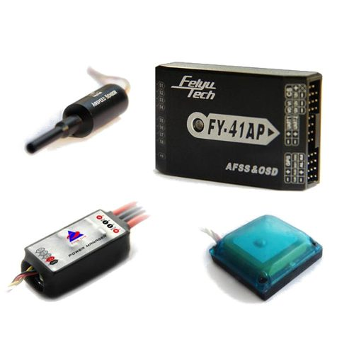 Piloto Automático e Estabilizador Fy41ap Lite Feiyu Tech  - iFly Electric Hobby