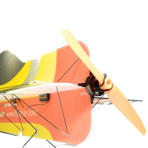 Aeromodelo Shock Flyer YAK55 Completo Profissional em Depron  - iFly Electric Hobby