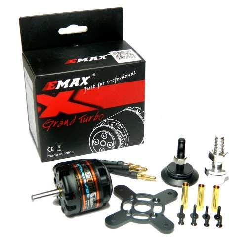 Motor Brushless Emax GT2812/05 1840kv 1.4kg De Empuxo  - iFly Electric Hobby