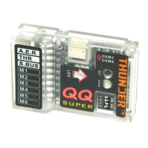 Controladora QQ Thunder Super para Multi Rotores  - iFly Electric Hobby