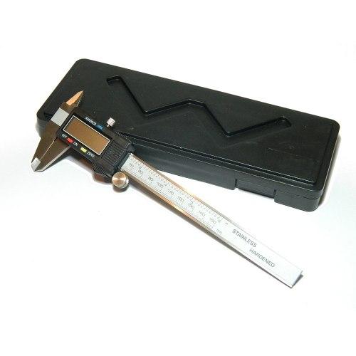 Paquimetro Digital 150mm em Aço com Estojo  - iFly Electric Hobby