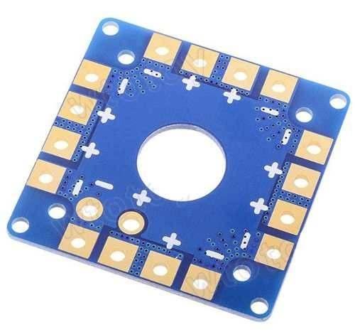 Placa de Distribuição de Energia para Multi-rotores  - iFly Electric Hobby