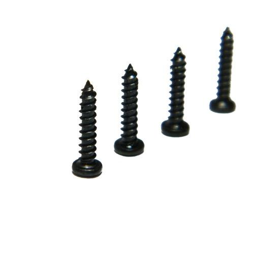 Parafuso para Fixação de Horn 2x10mm Em Aço - Linkagem 10 Un  - iFly Electric Hobby