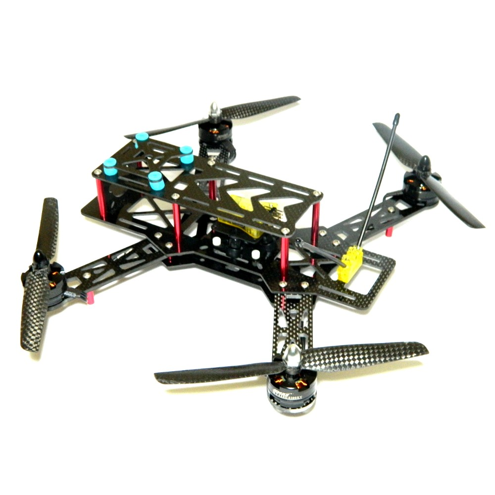 Quadricóptero Nighthawk Race 250 EMAX  - iFly Electric Hobby