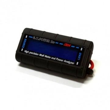 Medidor de Potência GT 130A para ESCs  - iFly Electric Hobby