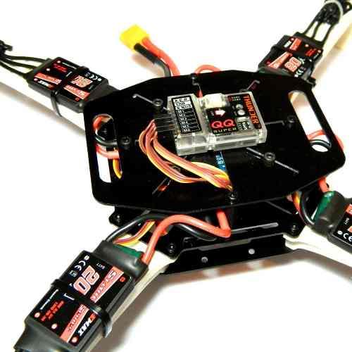 Quadricóptero iFly K450 EMAX com Controladora QQ Super (Kit)  - iFly Electric Hobby