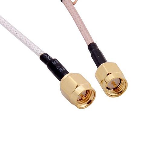Antena para FPV 5.8 Ghz Clover SMA Macho - Par  - iFly Electric Hobby