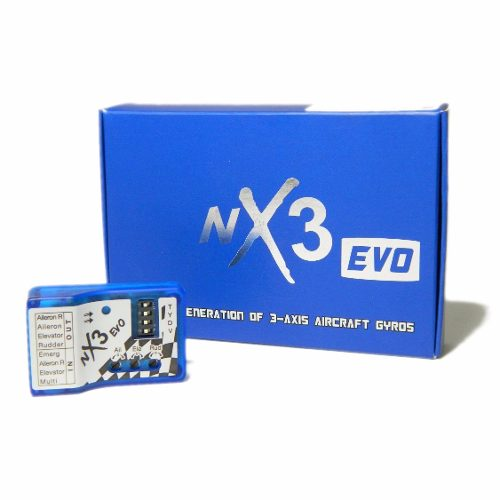 Estabilizador de Voo Axial NX3 EVO  - iFly Electric Hobby