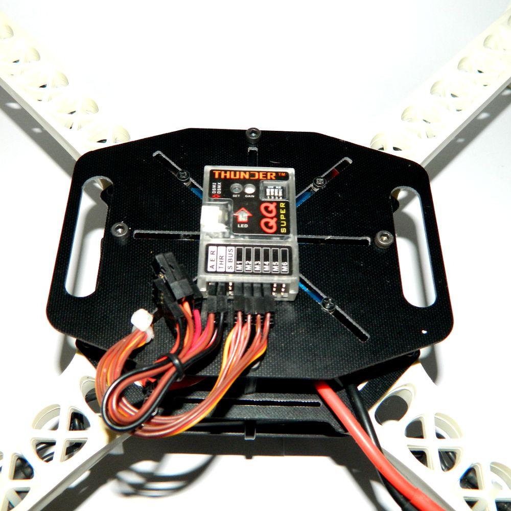 Quadricóptero iFly K450 S EMAX com Controladora QQ Super  - iFly Electric Hobby