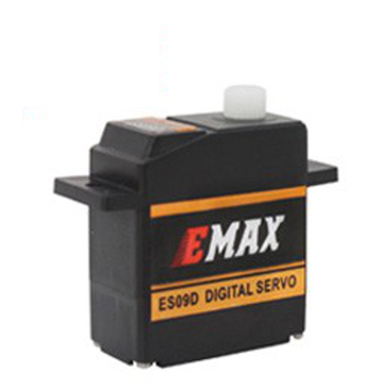 Servo EMAX ES09D para Aeromodelos e Helicópteros Classe 450  - iFly Electric Hobby