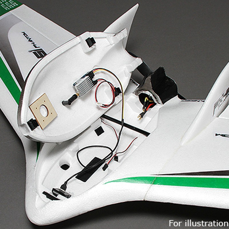 Asa FX-61 Phantom para FPV  - iFly Electric Hobby