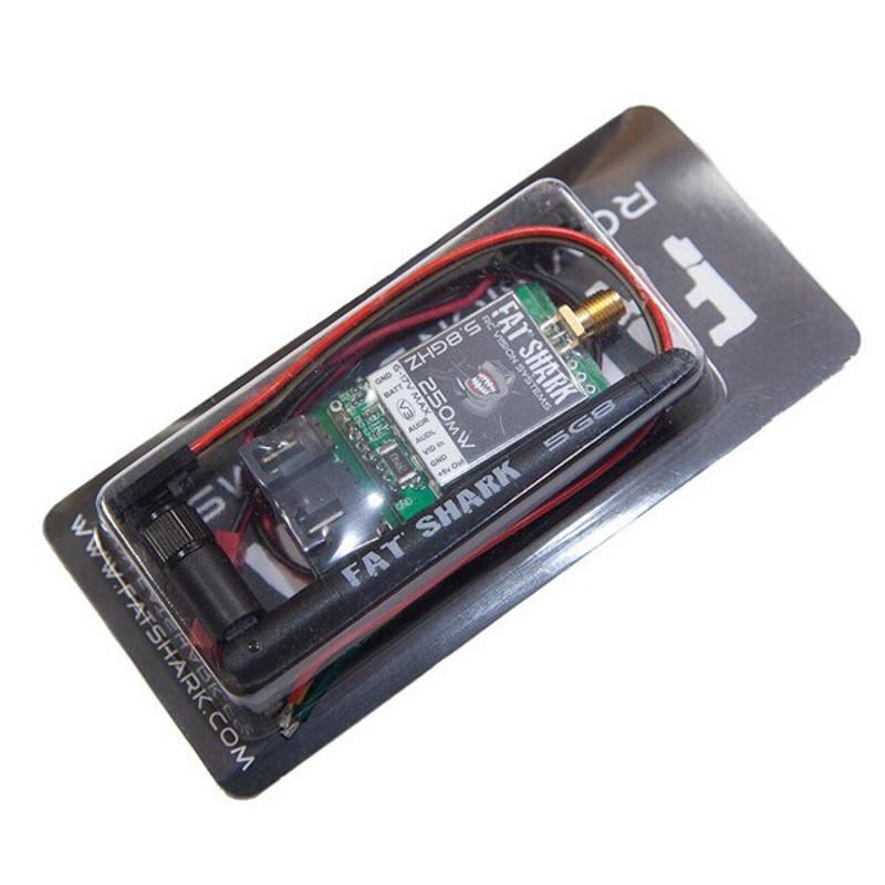 Transmissor Fatshark 250Mw 8CH 5.8Ghz  - iFly Electric Hobby