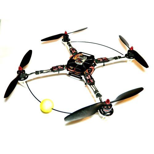 Quadricóptero K450 Emax Com Controladora Naza M Lite + GPS  - iFly Electric Hobby