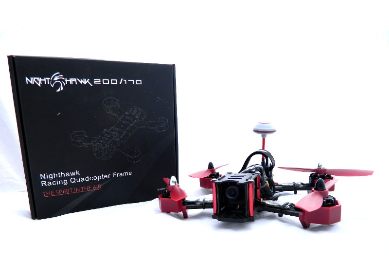 Nighthawk 200 EMAX - FPV incluido (Montado)  - iFly Electric Hobby