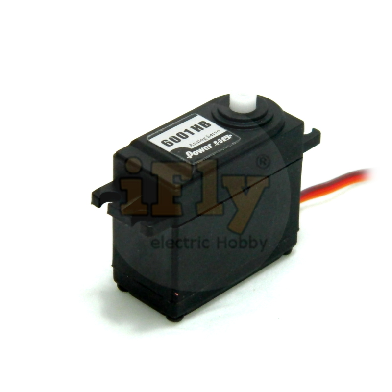 Servo Power HD Standard 6001HB 43g 6.7kg de Torque  - iFly Electric Hobby