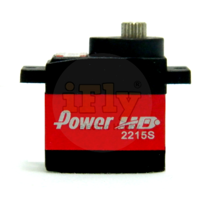 Servo Power HD Digital 2215S 14g 2.6 kg de Torque  - iFly Electric Hobby