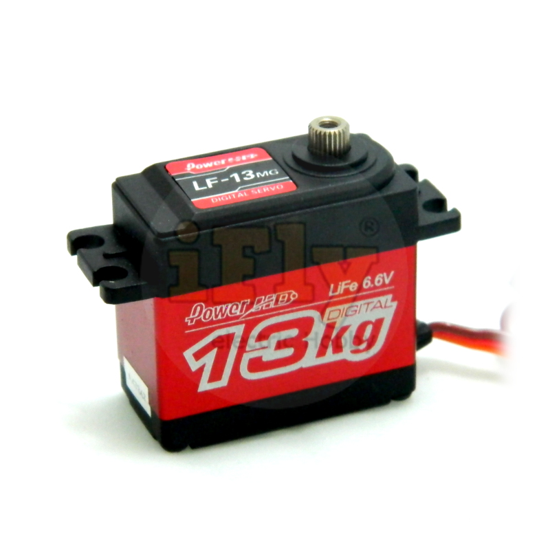 Servo Power HD Digital Standard LF13 MG 13 kg de Torque  - iFly Electric Hobby