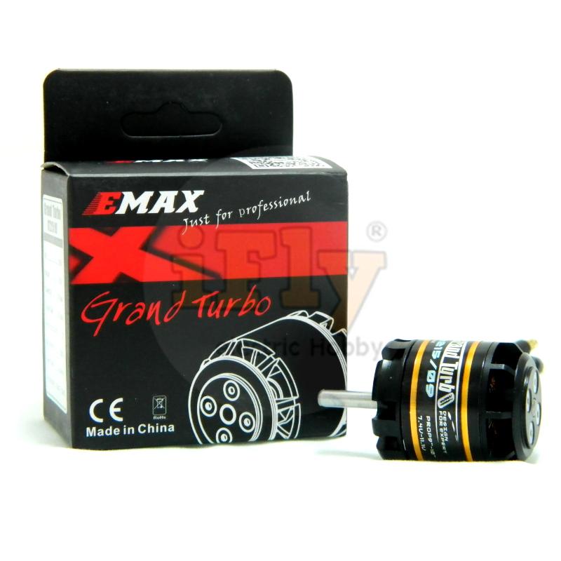 Motor Brushless Emax GT2215/09 1180kv 1250g de Empuxo  - iFly Electric Hobby