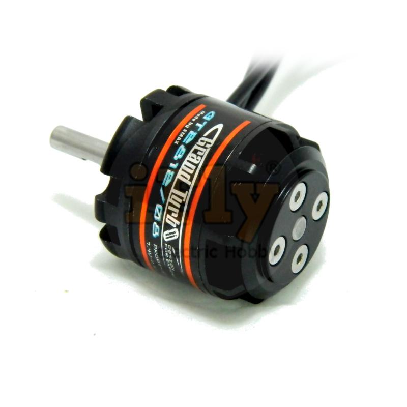 Motor Brushless Emax GT2812/08 1180kv 1.4kg De Empuxo  - iFly Electric Hobby