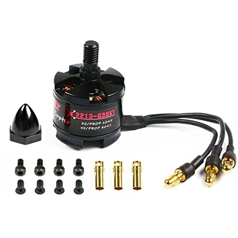 Motor Brushless EMAX MT2213 935 Kv CCW para Multi-Rotores  - iFly Electric Hobby